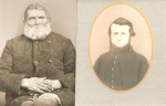 Wm Hendrick (b 1825) and cousin John S Malone (b 1832)